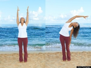 http://www.huffingtonpost.com/2013/09/05/morning-yoga-poses_n_3801840.html